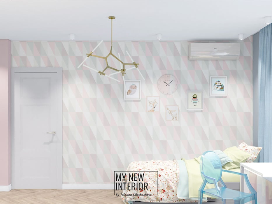 Girls Bedroom by Татьяна Черкашина | My New Interior