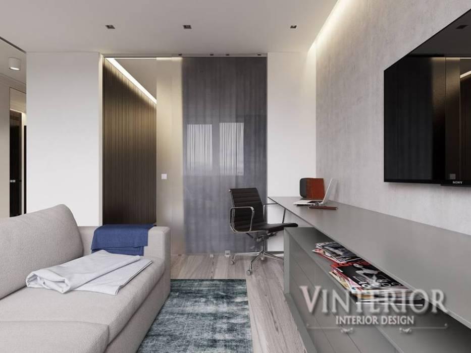 Living room by Vinterior - дизайн интерьера