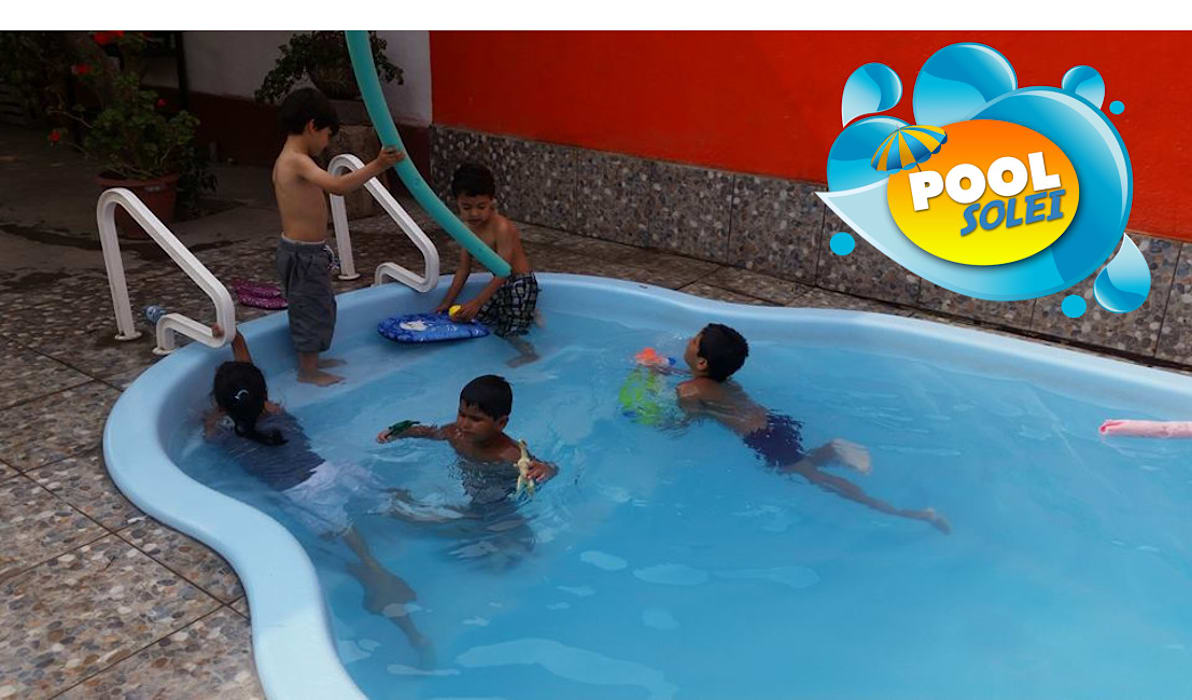 Piscina Piriapolis de Pool Solei Rústico