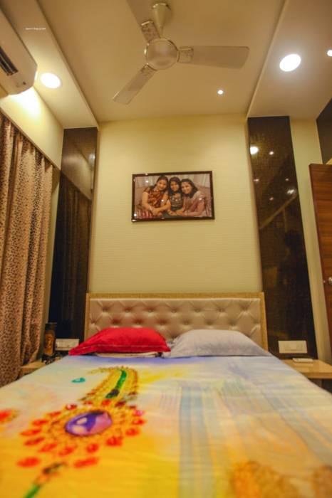Bedroom Design Ideas:  Bedroom by Square 4 Design & Build,