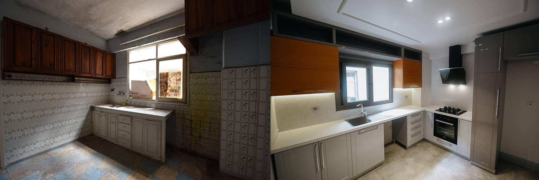 Orby İnşaat Mimarlık – Muftak- Öncesi / Sonrası:  tarz