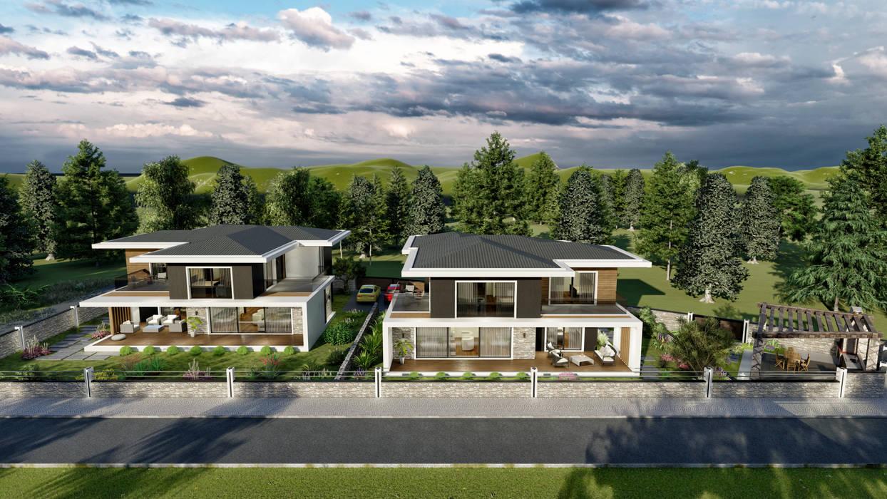 Çanakkale - Villa ANTE MİMARLIK Modern
