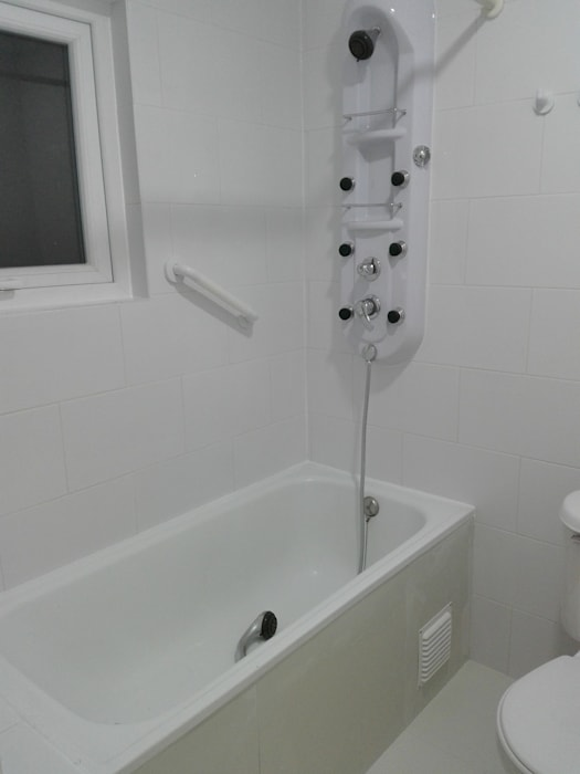 proyectos baño de Hogar del Sur SpA Clásico