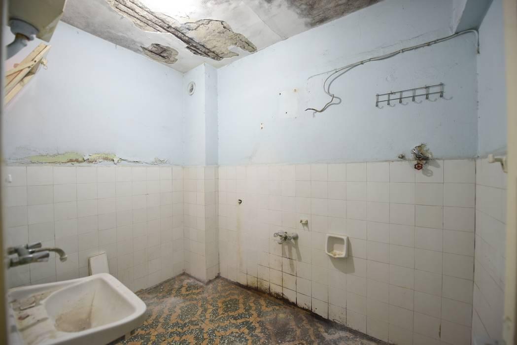 Orby İnşaat Mimarlık – Eski Hali : Banyo:  tarz