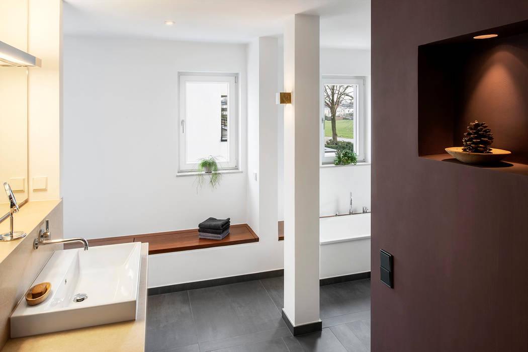 Wohlfühlraum badezimmer 1 moderne badezimmer von hilger ...