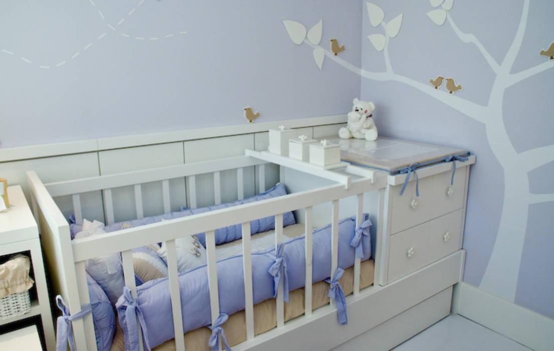 Chambre d'enfant moderne par BG arquitetura   Projetos Comerciais Moderne