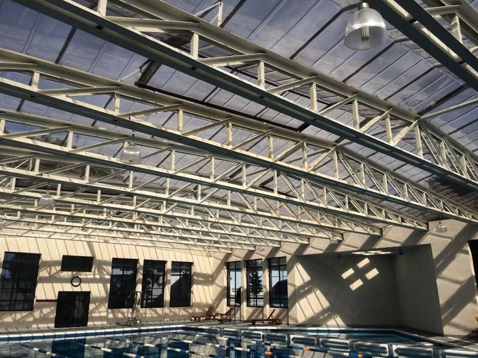 Infinity pool by LUMZA SA DE CV