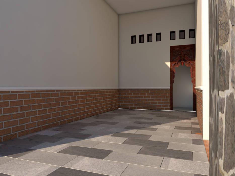 CV Leilinor Architect Terrace house