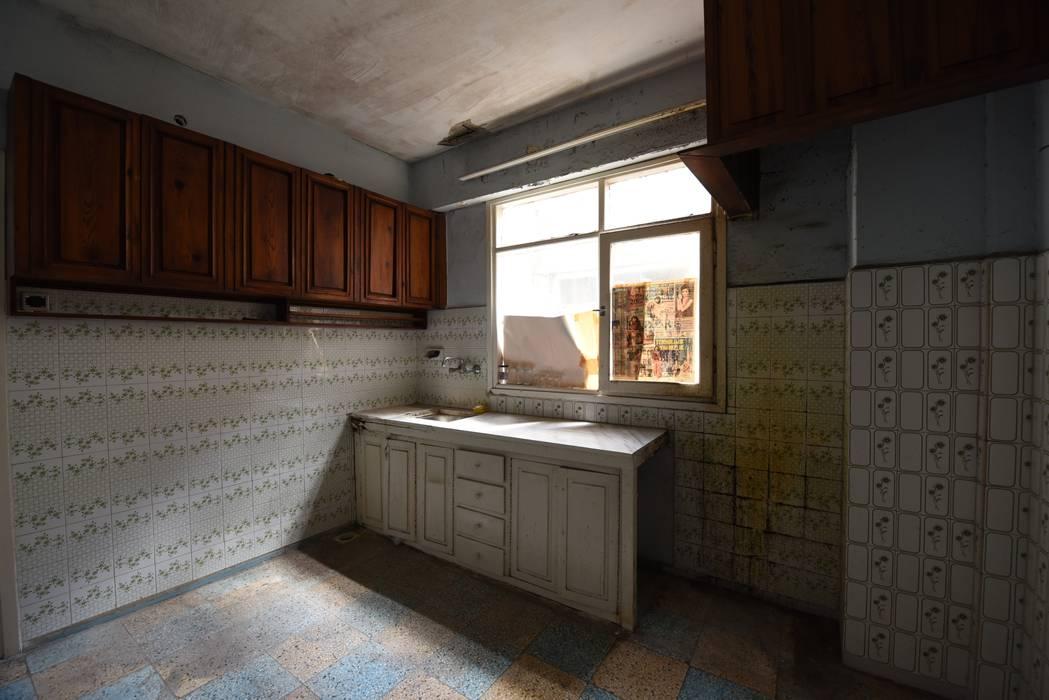 Orby İnşaat Mimarlık – Eski hali : Mutfak:  tarz ,
