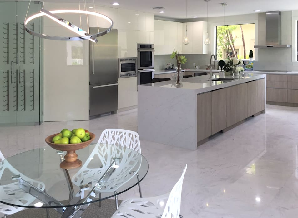 Moderne Küchen von Milestone Modern