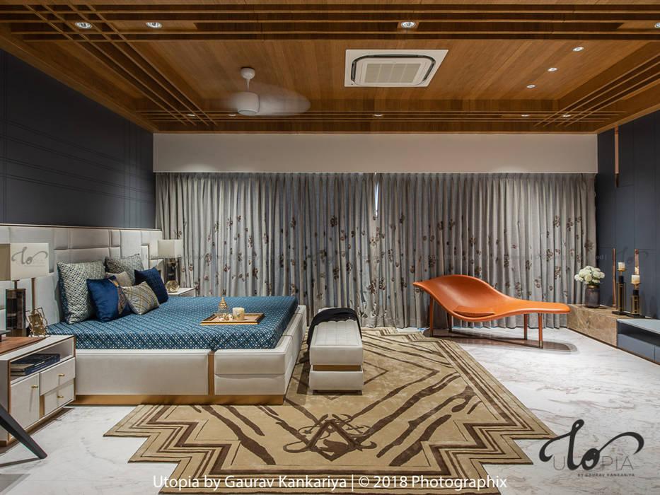 Kamar Tidur Modern Oleh Utopia by Gaurav Kankariya Modern