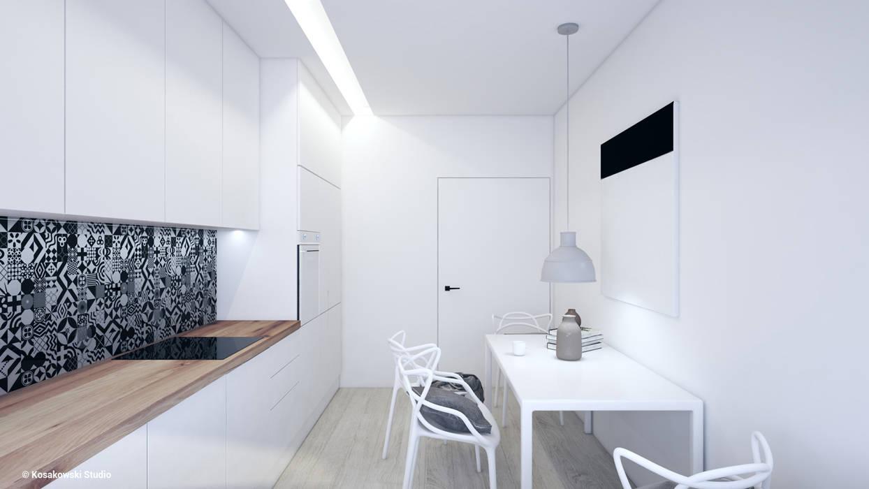 Kitchen by KOSAKOWSKI STUDIO, Minimalist