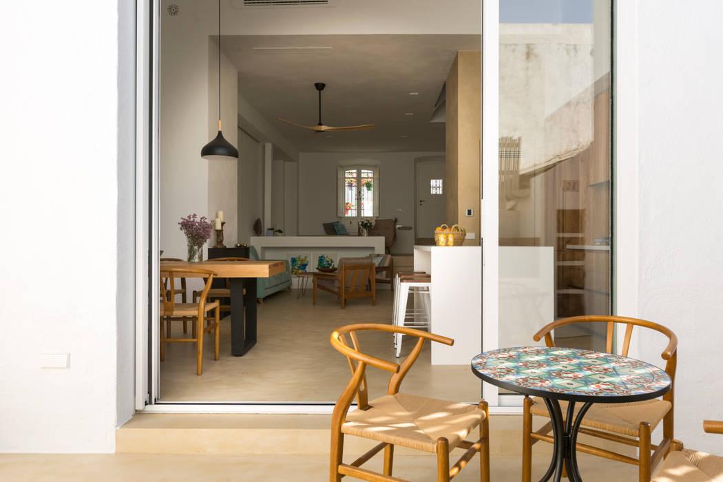 by Alejandro Giménez Architects Mediterranean