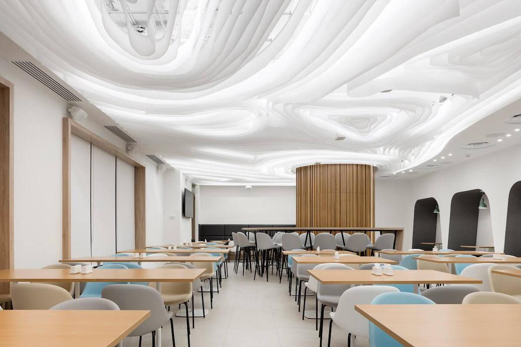 Oficinas y Tiendas de estilo  por Paper Design