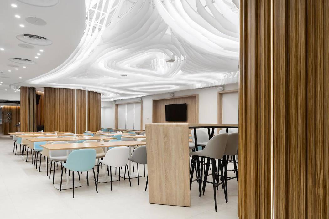 Kantoor- & winkelruimten door Paper Design