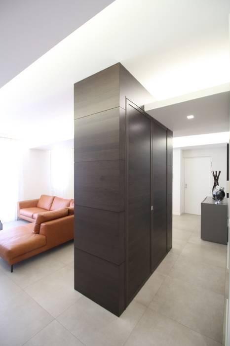 Livings de estilo  por Giuseppe Rappa & Angelo M. Castiglione
