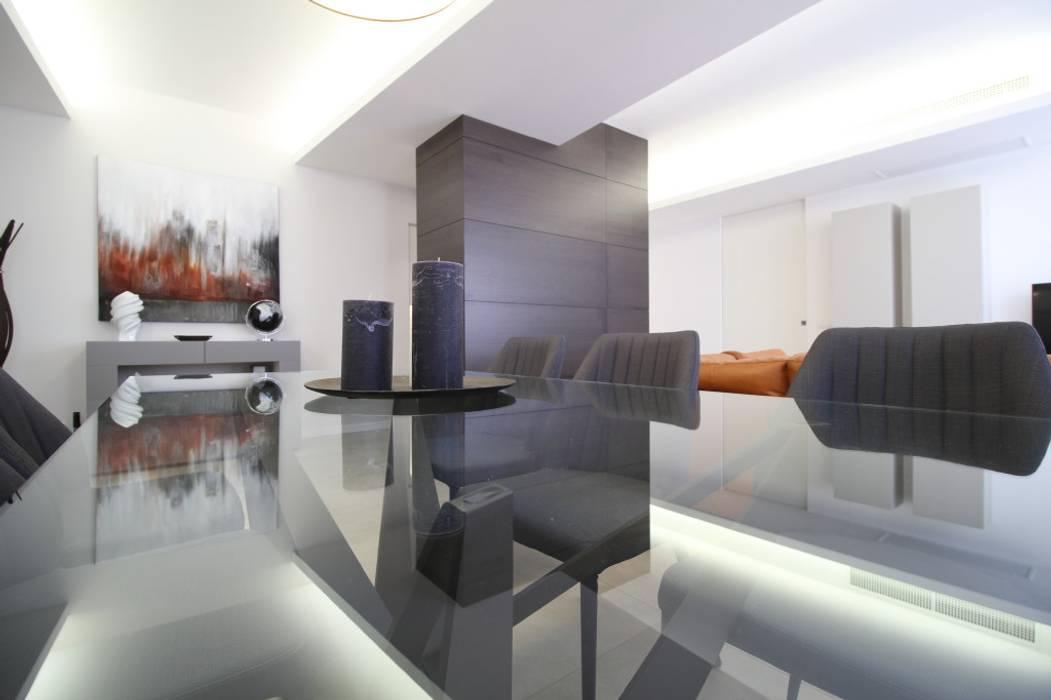 Moderne Wohnzimmer von Giuseppe Rappa & Angelo M. Castiglione Modern