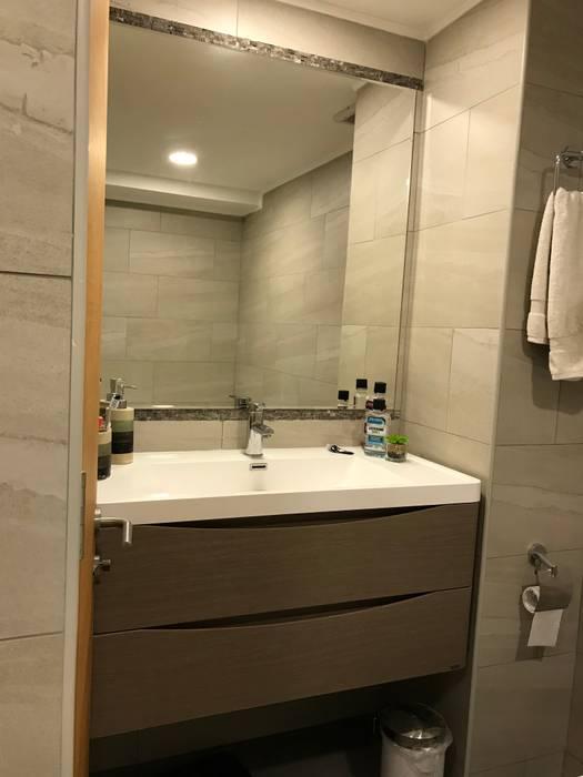 Baño: Baños de estilo  por Arqsol, Moderno