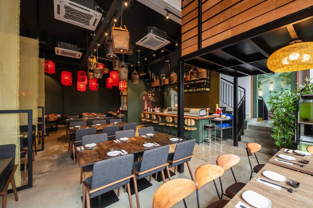 Winkelruimten door Twelve Empire Sdn Bhd
