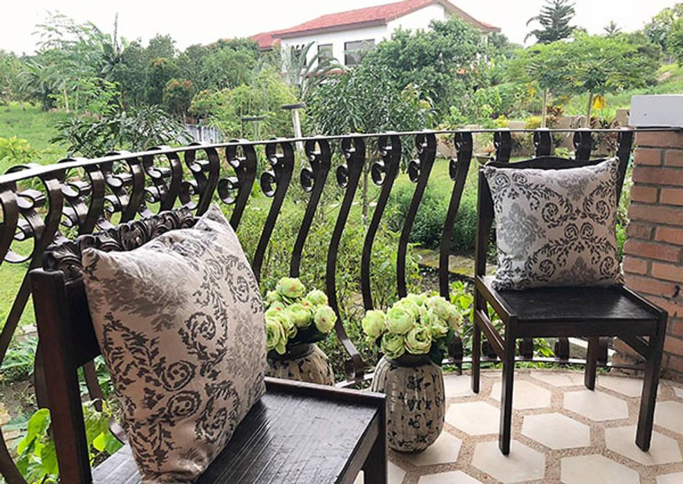 根據 SNS Lush Designs and Home Decor Consultancy 地中海風