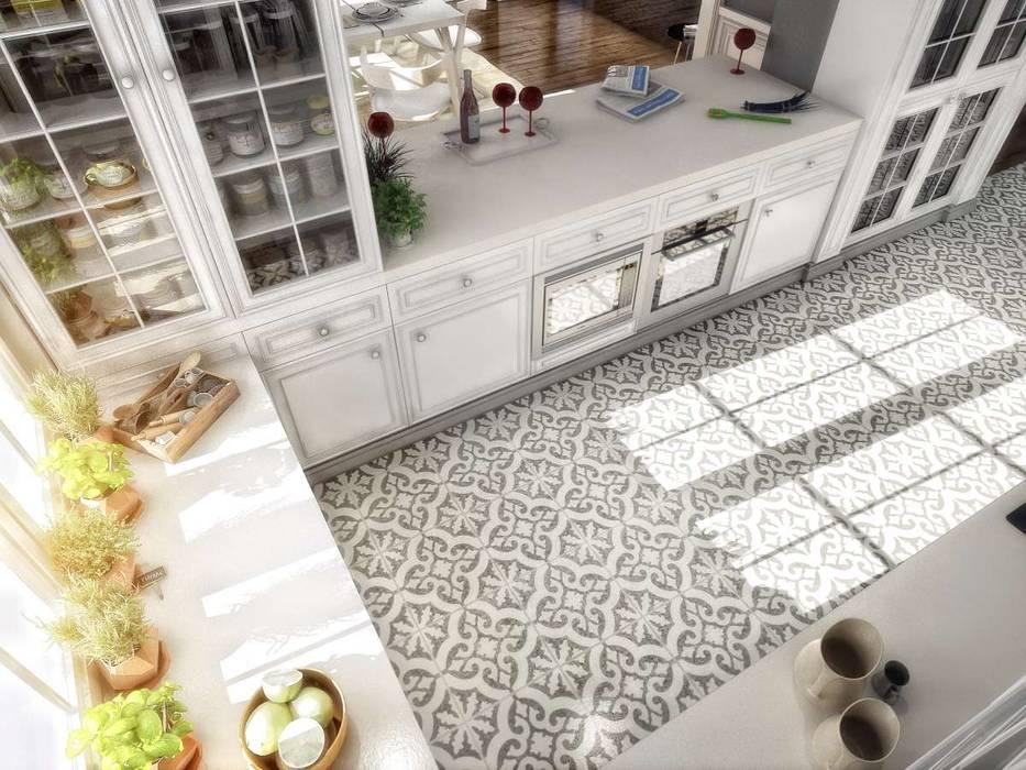 Yunus Emre Villa - İsveç Modern Mutfak VERO CONCEPT MİMARLIK Modern