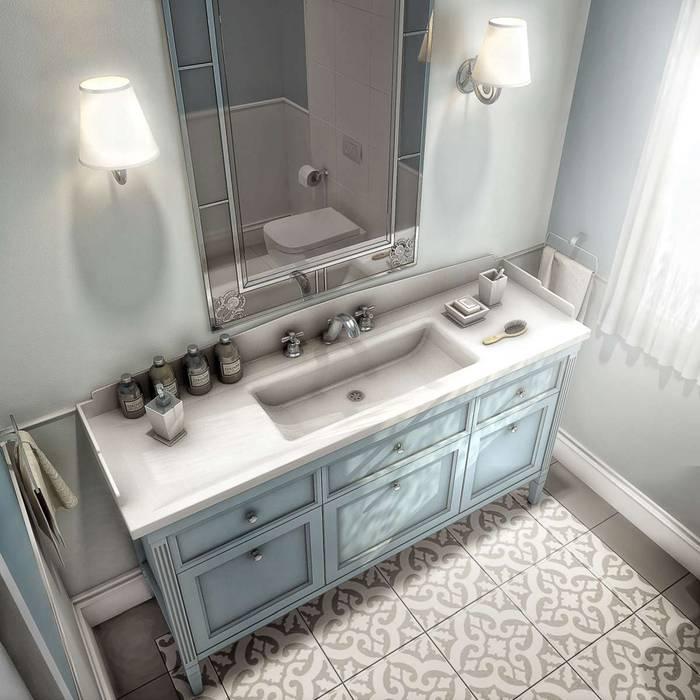 Yunus Emre Villa - İsveç Modern Banyo VERO CONCEPT MİMARLIK Modern