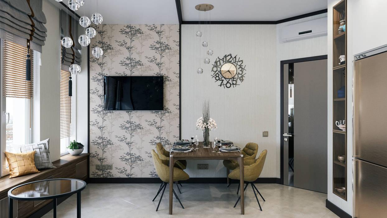 Built-in kitchens by Zibellino.Design,