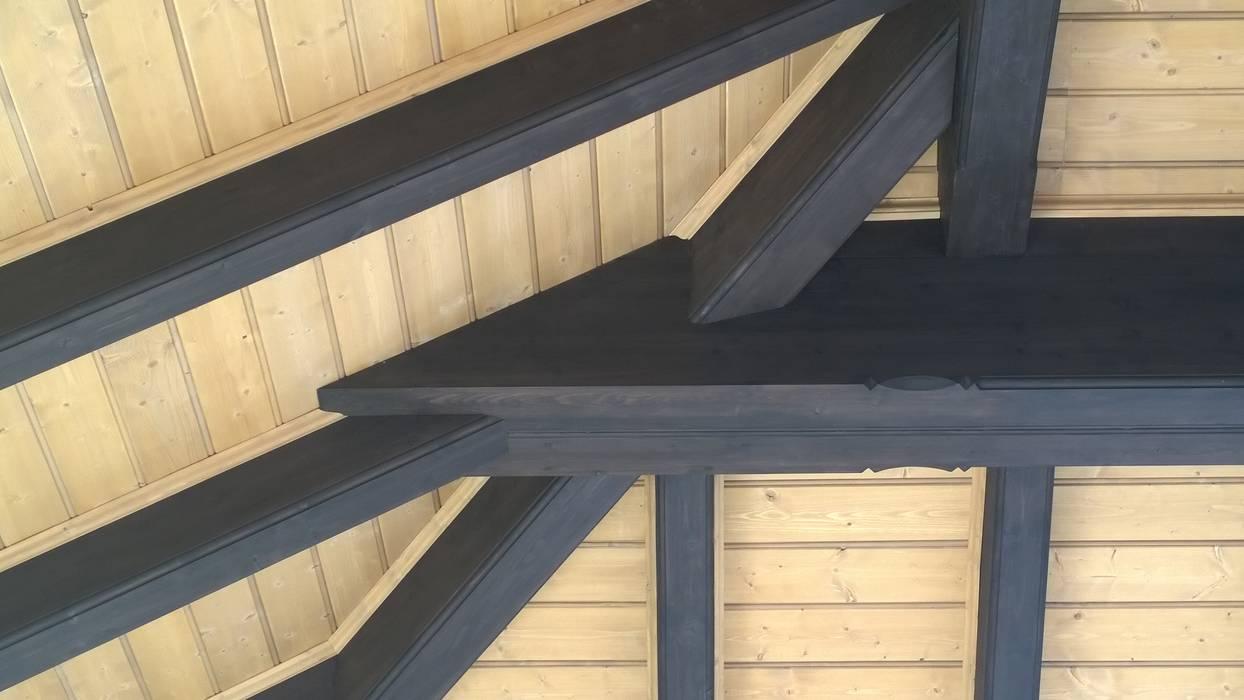 Phòng học/văn phòng phong cách mộc mạc bởi Meyerfeldt Architektur & Innenarchitektur im Raum Hamburg Mộc mạc