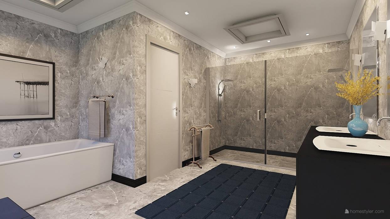 Master Bathroom Modern bathroom by CKW Lifestyle Associates PTY Ltd Modern