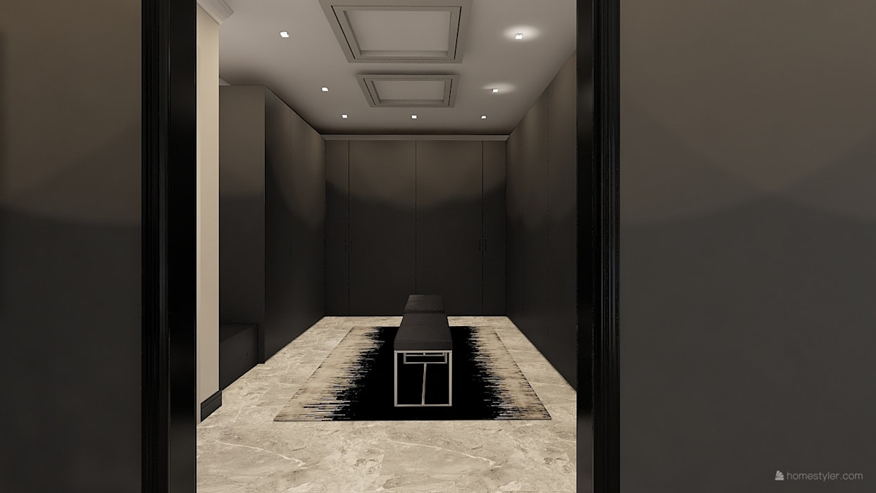 Master dressing room Modern dressing room by CKW Lifestyle Associates PTY Ltd Modern