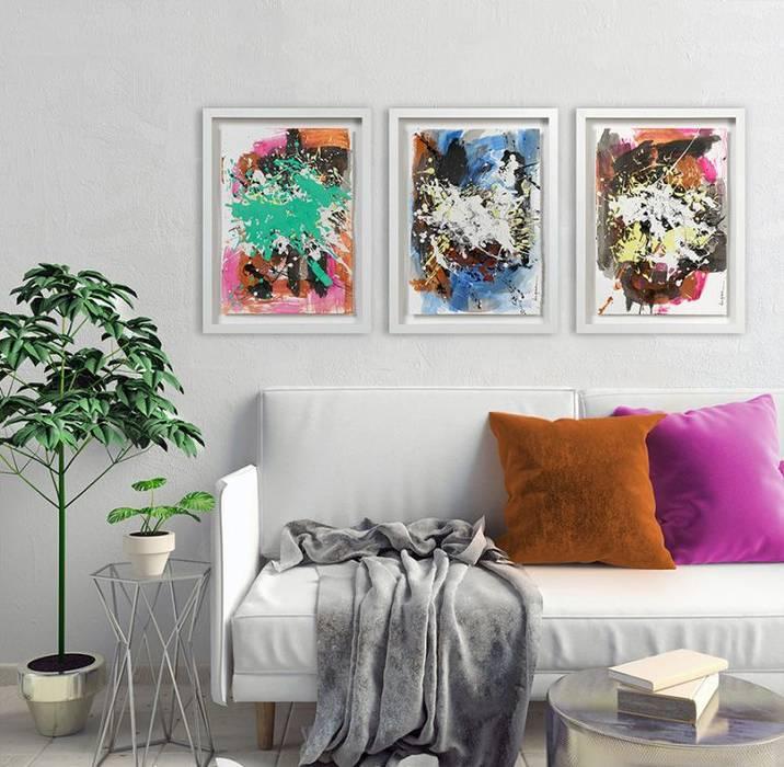Intense mobiliário e interiores ArtworkPictures & paintings