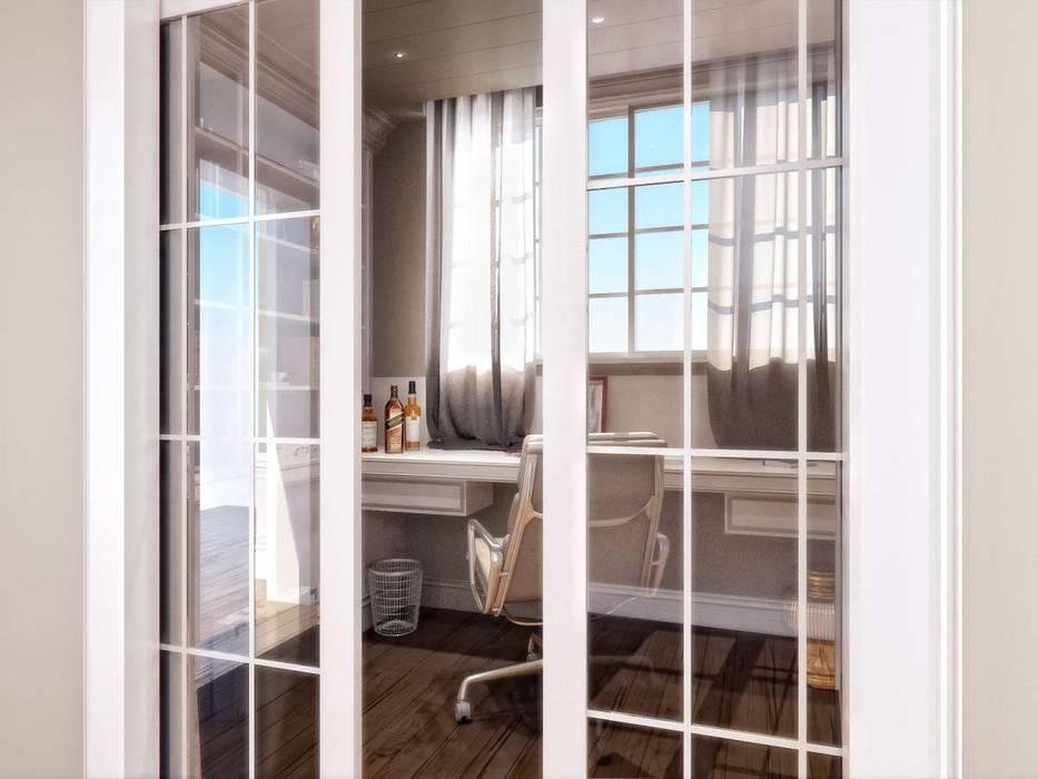 Yunus Emre | Interior Design Modern style study/office by VERO CONCEPT MİMARLIK Modern