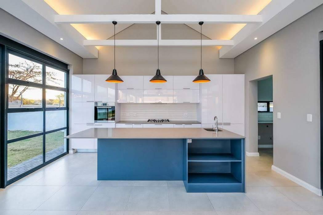 by Building Project X (Pty) Ltd. Modern