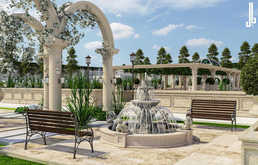 Classical Beauty landscape design:  Garden by dal design office, Classic