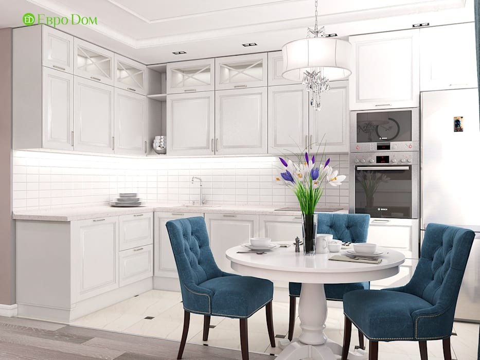Kitchen by ЕвроДом,