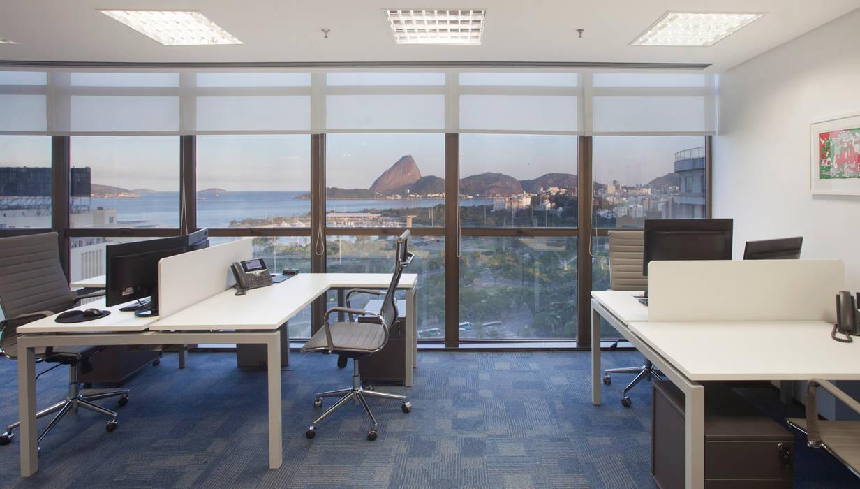 Classic office buildings by Viviane Cunha Arquitetura Classic