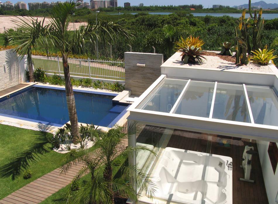 Spa by Viviane Cunha Arquitetura