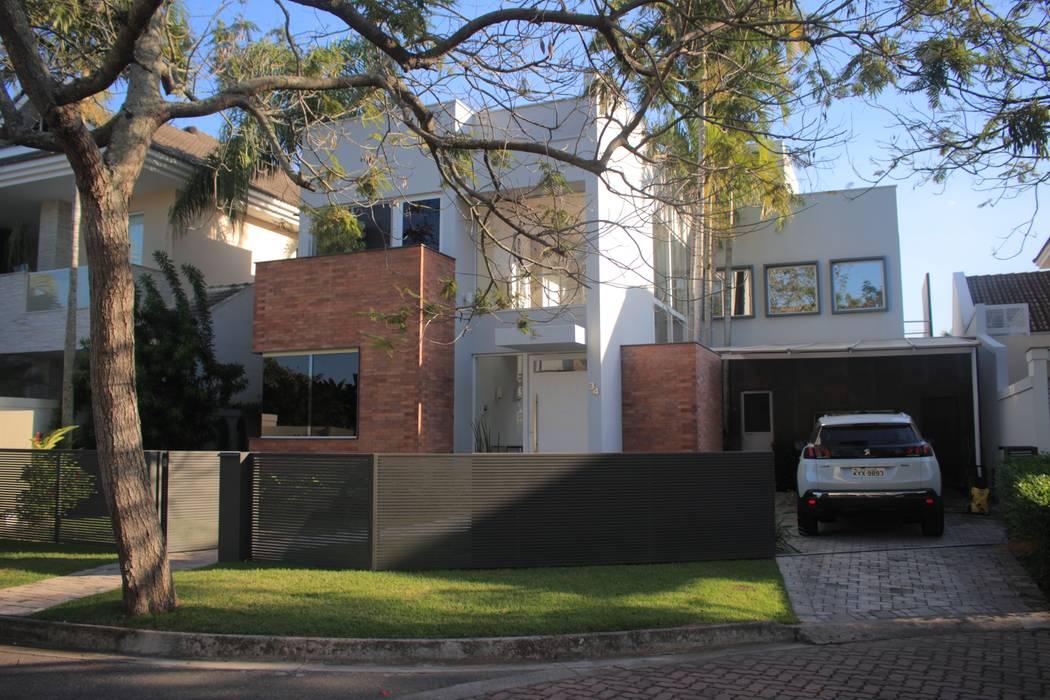 Parcelas de agrado de estilo  por Viviane Cunha Arquitectura,