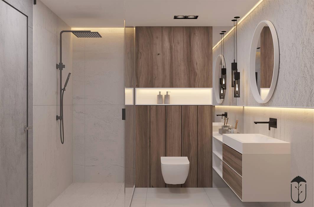 by U-Style design studio Мінімалістичний