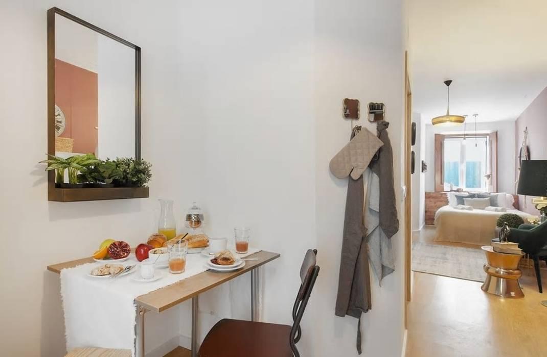 by Rafaela Fraga Brás Design de Interiores & Homestyling Eclectic