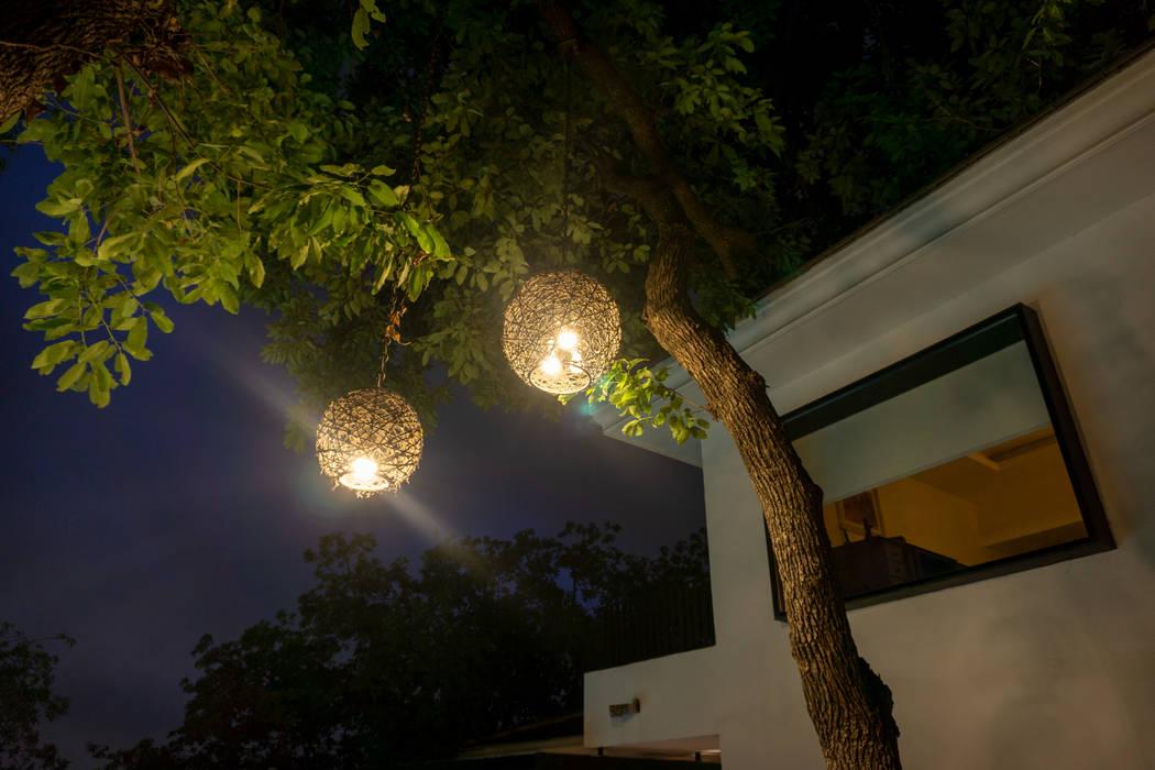 Jardin avant de style  par La Biznaga - Paisajismo Integral, Moderne