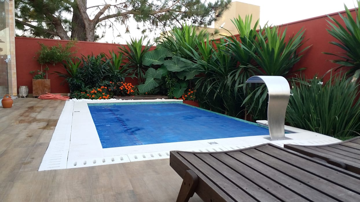 Catini & Catini arquitetura Infinity pool