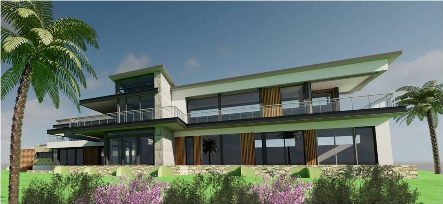 Venuï Architectsが手掛けた一戸建て住宅,