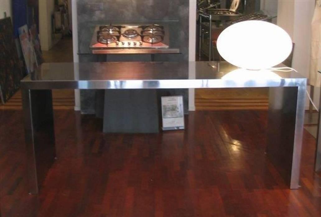 Cocinas de estilo moderno de SteellArt Moderno