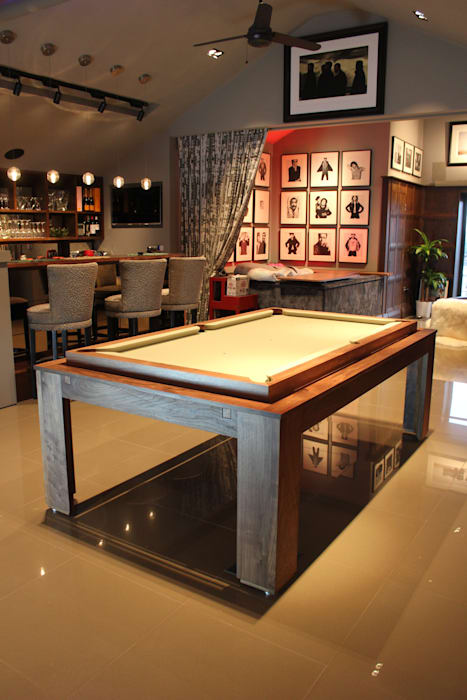 Spartan Rollover Pool Dining Table Designer Billiards Dining roomTables Wood