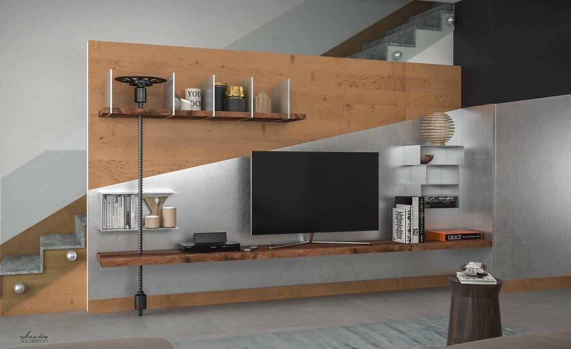by Santoro Design Render Industrial