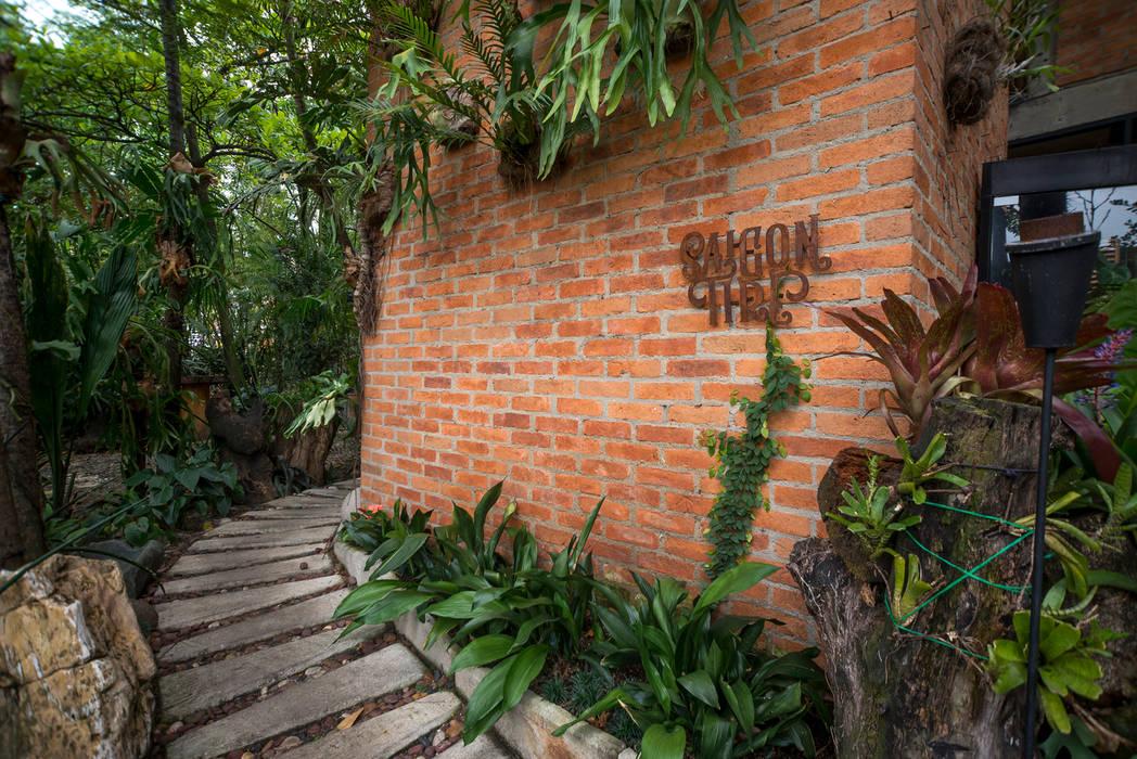 by Blaster Diseño Asian Bricks