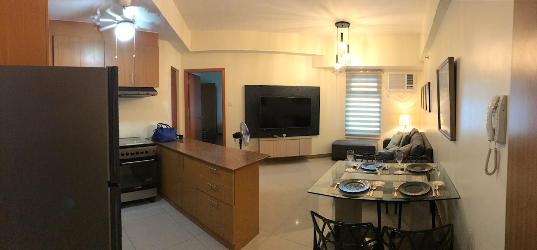 Interior Design Of 1 Bedroom Condominium Unit Modern Dining Room By Mkc Design Modern Homify