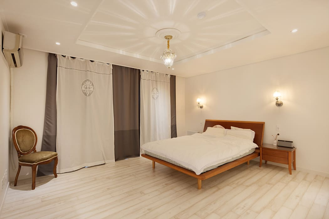 Classic style bedroom by BK Design Studio Classic