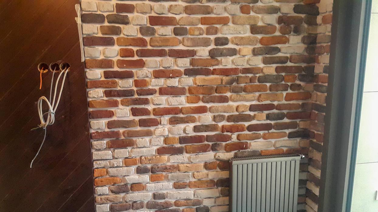 VET MİMARLIK – ATAKÖY ROUTE İSTANBUL :  tarz Duvarlar,